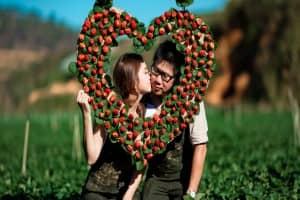 Những địa điểm chụp ảnh cưới tuyệt đẹp ở Đà Lạt