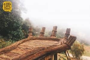 Bàn Tay May Mắn giữa Rừng Sâu địa điểm check in sống ảo cực chất mới toanh tại Đà Lạt ảo diệu