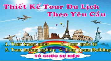 Thiết kế tour theo yêu cầu