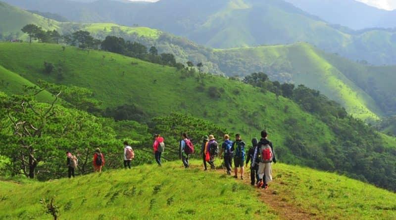 tour trekking Tà Nẵng - Phan Dũng